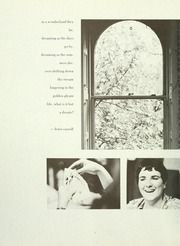 Page 6, 1971 Edition, St Josephs College - Footprints Yearbook (Brooklyn, NY) online yearbook collection