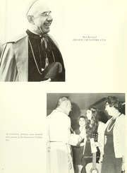 Page 10, 1972 Edition, St Josephs College - Footprints Yearbook (Brooklyn, NY) online yearbook collection