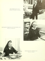 Page 13, 1972 Edition, St Josephs College - Footprints Yearbook (Brooklyn, NY) online yearbook collection