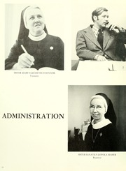 Page 14, 1972 Edition, St Josephs College - Footprints Yearbook (Brooklyn, NY) online yearbook collection