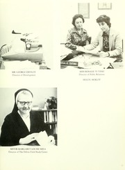 Page 15, 1972 Edition, St Josephs College - Footprints Yearbook (Brooklyn, NY) online yearbook collection