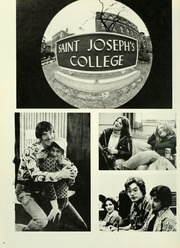 Page 10, 1977 Edition, St Josephs College - Footprints Yearbook (Brooklyn, NY) online yearbook collection