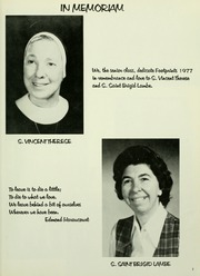 Page 7, 1977 Edition, St Josephs College - Footprints Yearbook (Brooklyn, NY) online yearbook collection