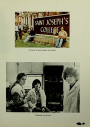 Page 13, 1982 Edition, St Josephs College - Footprints Yearbook (Brooklyn, NY) online yearbook collection