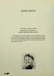 Page 8, 1982 Edition, St Josephs College - Footprints Yearbook (Brooklyn, NY) online yearbook collection