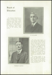 Page 11, 1916 Edition, Moberly High School - Salutar Yearbook (Moberly, MO) online yearbook collection