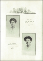 Page 21, 1916 Edition, Moberly High School - Salutar Yearbook (Moberly, MO) online yearbook collection