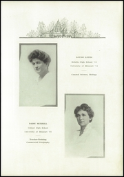 Page 23, 1916 Edition, Moberly High School - Salutar Yearbook (Moberly, MO) online yearbook collection