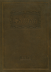 1928 Edition, Moberly High School - Salutar Yearbook (Moberly, MO)