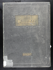 1930 Edition, Moberly High School - Salutar Yearbook (Moberly, MO)