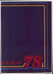 1978 Edition, Harrisonville High School - Wildcat Yearbook (Harrisonville, MO)