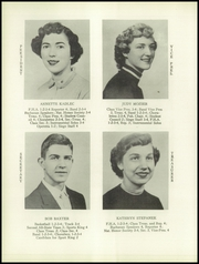 Page 14, 1955 Edition, Buchanan High School - Siege Yearbook (Troy, MO) online yearbook collection