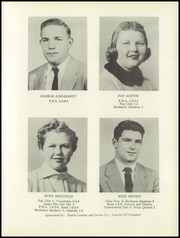 Page 15, 1955 Edition, Buchanan High School - Siege Yearbook (Troy, MO) online yearbook collection