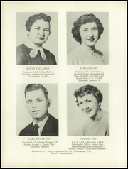 Page 16, 1955 Edition, Buchanan High School - Siege Yearbook (Troy, MO) online yearbook collection