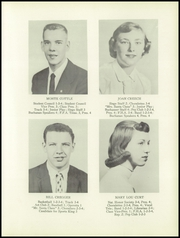 Page 17, 1955 Edition, Buchanan High School - Siege Yearbook (Troy, MO) online yearbook collection