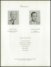 Page 10, 1956 Edition, Buchanan High School - Siege Yearbook (Troy, MO) online yearbook collection