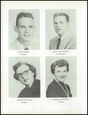 Page 14, 1956 Edition, Buchanan High School - Siege Yearbook (Troy, MO) online yearbook collection