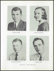 Page 15, 1956 Edition, Buchanan High School - Siege Yearbook (Troy, MO) online yearbook collection
