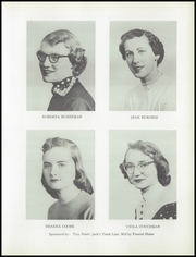 Page 17, 1956 Edition, Buchanan High School - Siege Yearbook (Troy, MO) online yearbook collection