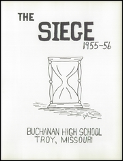 Page 5, 1956 Edition, Buchanan High School - Siege Yearbook (Troy, MO) online yearbook collection