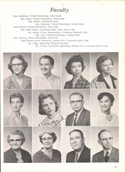 Page 17, 1960 Edition, Willard High School - Willarko Yearbook (Willard, MO) online yearbook collection
