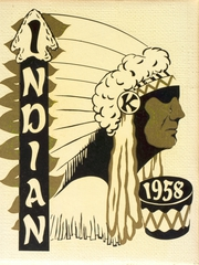 1958 Edition, Kennett High School - Indian Yearbook (Kennett, MO)