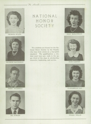 Page 10, 1945 Edition, Dexter High School - Reveille Yearbook (Dexter, MO) online yearbook collection