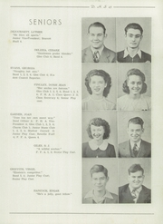 Page 15, 1945 Edition, Dexter High School - Reveille Yearbook (Dexter, MO) online yearbook collection