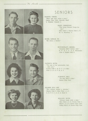 Page 16, 1945 Edition, Dexter High School - Reveille Yearbook (Dexter, MO) online yearbook collection