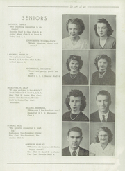 Page 17, 1945 Edition, Dexter High School - Reveille Yearbook (Dexter, MO) online yearbook collection