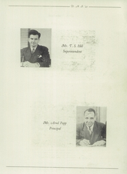 Page 7, 1945 Edition, Dexter High School - Reveille Yearbook (Dexter, MO) online yearbook collection