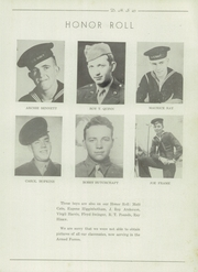 Page 9, 1945 Edition, Dexter High School - Reveille Yearbook (Dexter, MO) online yearbook collection