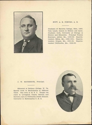 Page 12, 1909 Edition, Chillicothe High School - Cresset Yearbook (Chillicothe, MO) online yearbook collection