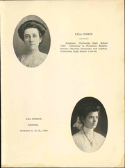 Page 15, 1909 Edition, Chillicothe High School - Cresset Yearbook (Chillicothe, MO) online yearbook collection