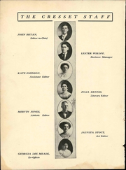 Page 8, 1909 Edition, Chillicothe High School - Cresset Yearbook (Chillicothe, MO) online yearbook collection