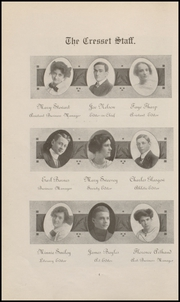 Page 10, 1913 Edition, Chillicothe High School - Cresset Yearbook (Chillicothe, MO) online yearbook collection