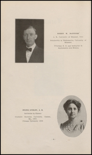 Page 14, 1913 Edition, Chillicothe High School - Cresset Yearbook (Chillicothe, MO) online yearbook collection