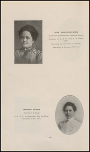 Page 16, 1913 Edition, Chillicothe High School - Cresset Yearbook (Chillicothe, MO) online yearbook collection