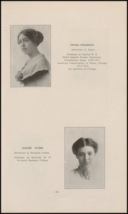 Page 17, 1913 Edition, Chillicothe High School - Cresset Yearbook (Chillicothe, MO) online yearbook collection