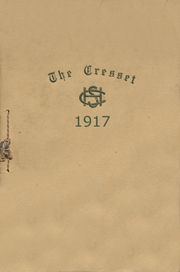Page 1, 1917 Edition, Chillicothe High School - Cresset Yearbook (Chillicothe, MO) online yearbook collection