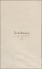 Page 6, 1917 Edition, Chillicothe High School - Cresset Yearbook (Chillicothe, MO) online yearbook collection