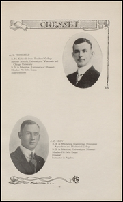 Page 13, 1920 Edition, Chillicothe High School - Cresset Yearbook (Chillicothe, MO) online yearbook collection