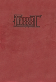 Page 1, 1923 Edition, Chillicothe High School - Cresset Yearbook (Chillicothe, MO) online yearbook collection