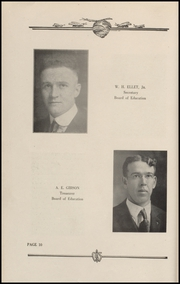 Page 16, 1923 Edition, Chillicothe High School - Cresset Yearbook (Chillicothe, MO) online yearbook collection