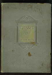 1927 Edition, Chillicothe High School - Cresset Yearbook (Chillicothe, MO)