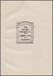 Page 9, 1928 Edition, Chillicothe High School - Cresset Yearbook (Chillicothe, MO) online yearbook collection