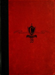 1939 Edition, Chillicothe High School - Cresset Yearbook (Chillicothe, MO)