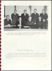 Page 11, 1947 Edition, Chillicothe High School - Cresset Yearbook (Chillicothe, MO) online yearbook collection