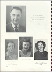 Page 12, 1947 Edition, Chillicothe High School - Cresset Yearbook (Chillicothe, MO) online yearbook collection