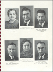 Page 13, 1947 Edition, Chillicothe High School - Cresset Yearbook (Chillicothe, MO) online yearbook collection